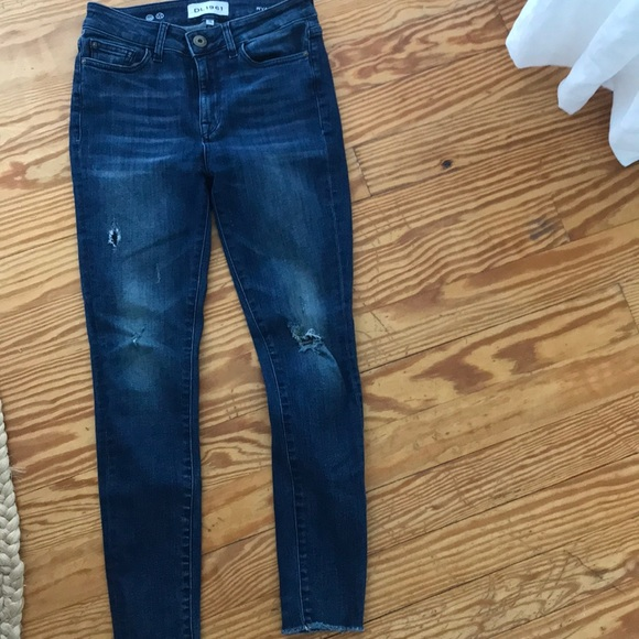 DL1961 Denim - Jeans with rips